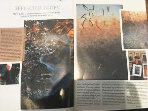 Somerset Living Article on Glass Pebble
